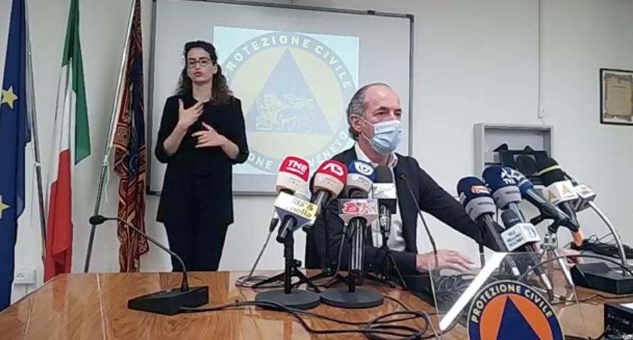Vaccini: in Veneto esclusi gli open day