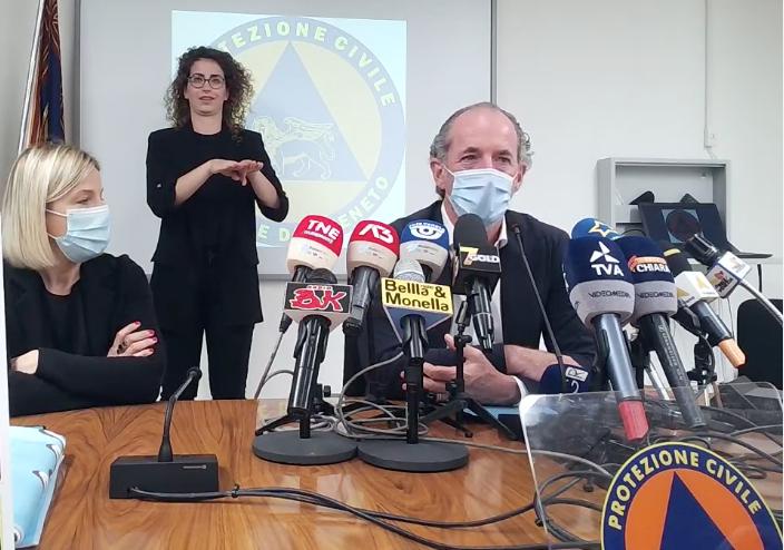 Vaccini: novità in Veneto per matrimoni e over 60
