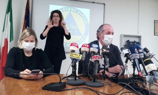Covid: in Veneto, primo giorno senza decessi
