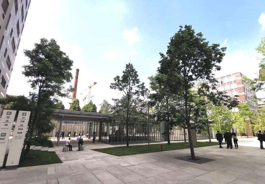 Il presidente Mattarella inaugura il nuovo Campus di Milano