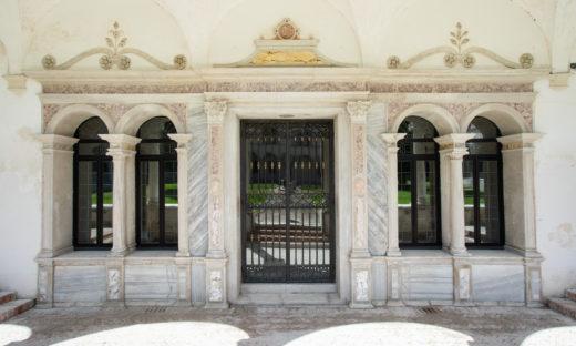 Venezia: a San Giorgio Maggiore torna a splendere il Portale dei Buora