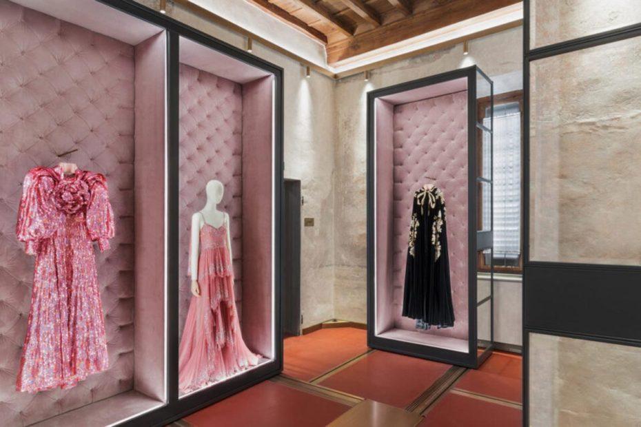 Moda: lo scrigno segreto di Gucci a Firenze