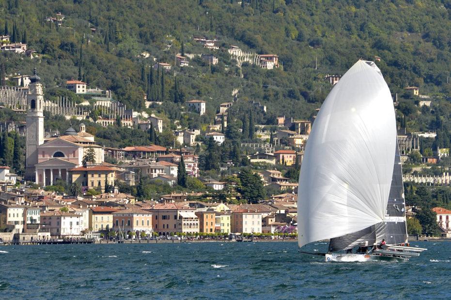 """""""Centomiglia Internazionale"""": vele spiegate sul Lago di Garda"""