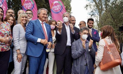 Coraggio Italia: ufficializzata la nascita del nuovo partito
