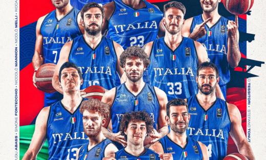 L'Italia del basket conquista le Olimpiadi. In partenza per Tokyo