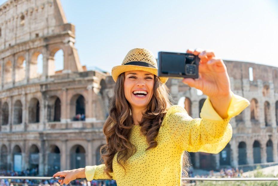"""I primati green dell'Italia in 10 """"selfie"""""""