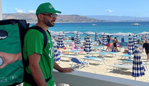 In Calabria via le lattine da spiagge e coste. Iniziativa di raccolta nei mesi di luglio e agosto