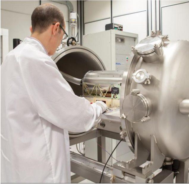 E' italiano l'orologio atomico a idrogeno che sarà utilizzato nello spazio da Galileo