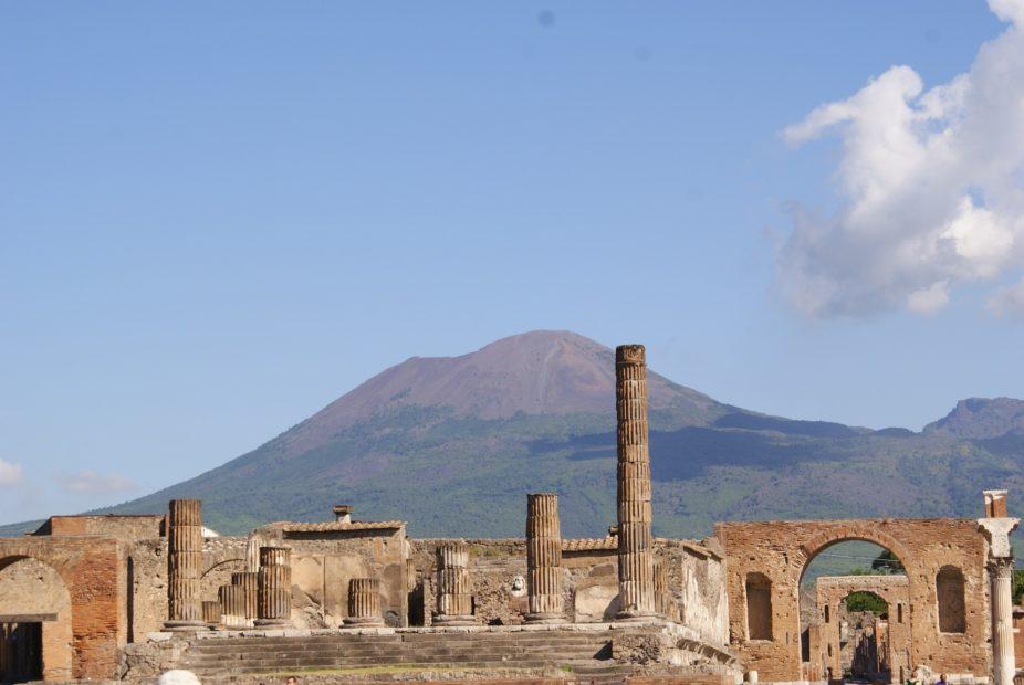 I tesori degli scavi di Pompei candidati al Premio mondiale per l'archeologia