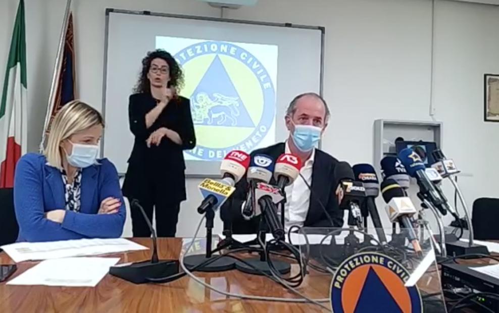 Covid: in Veneto, finiscono in ospedale solo i non vaccinati