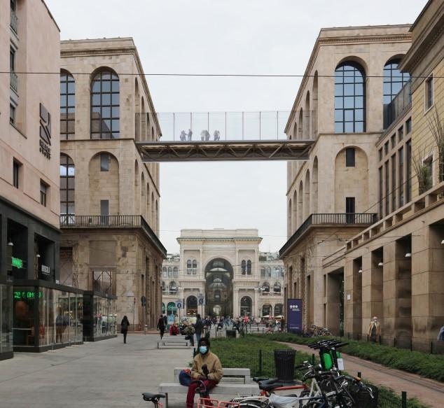 Milano da vivere: il raddoppio del Museo del Novecento