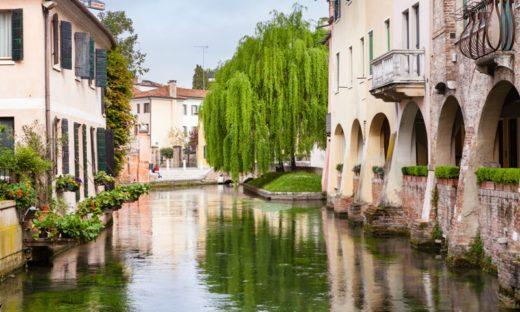 """Treviso è tra le finaliste del premio """"Foglia Verde Europea 2022"""""""