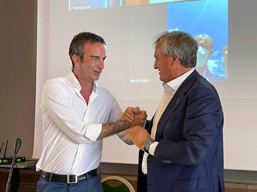 Sorpresa Coraggio Italia: alla prima sfida in Calabria sfiora il 6%