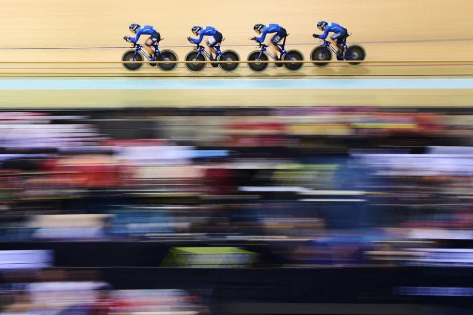 Olimpiadi: arriva dall'inseguimento su pista il sesto oro italiano