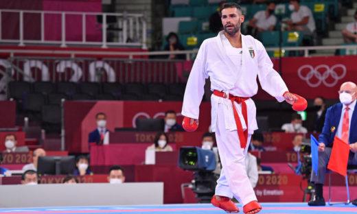 Altro oro alle Olimpiadi: con il Karate l'Italia scrive un nuovo record