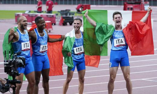 Decimo oro per l'Italia alle Olimpiadi di Tokyo