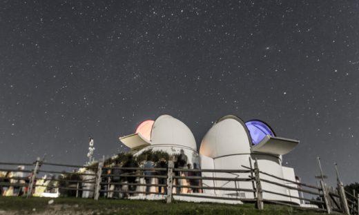In Trentino, a un passo dalle stelle nel primo AstroVillaggio d'Europa