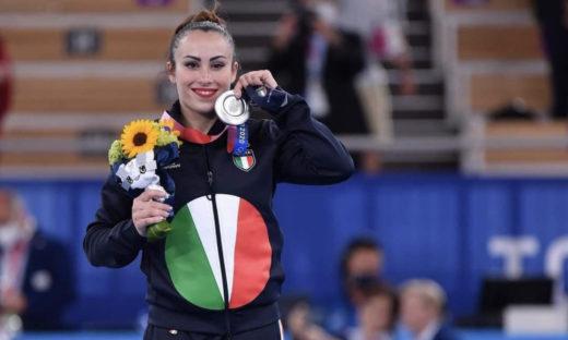 Vanessa Ferrari conquista l'argento alle Olimpiadi di Tokyo