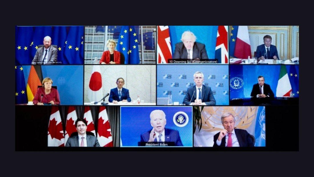 Afghanistan: G7 chiede a talebani corridoio sicuro per chi vuole uscire
