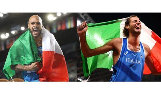 Jacobs e Tamberi: a Tokyo, l'atletica italiana ha scritto la storia