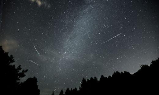 La notte di San Lorenzo: tante occasioni per guardare le stelle