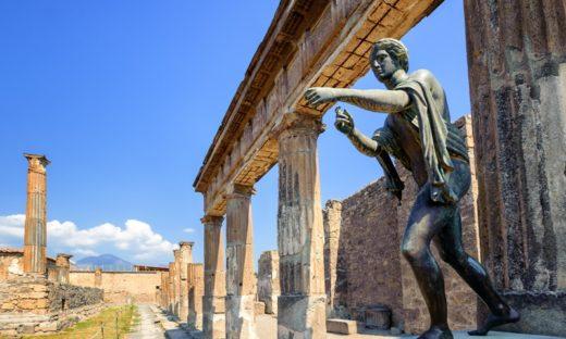 Nuovo ritrovamento eccezionale a Pompei