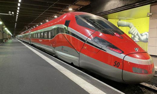 Treni: una FrecciaRossa 1000 tra Torino e Parigi