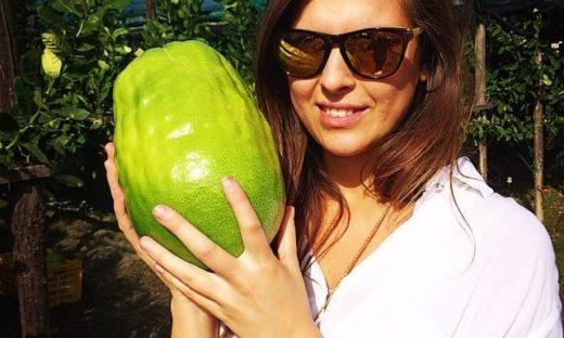 Da Miss Italia ai cedri calabresi: la bella favola di Angela