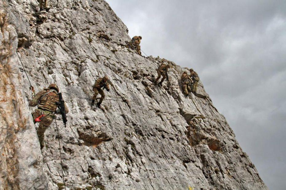 """Esercitazione Vertigo 2021: anche gli Usa """"a scuola"""" dagli alpini"""
