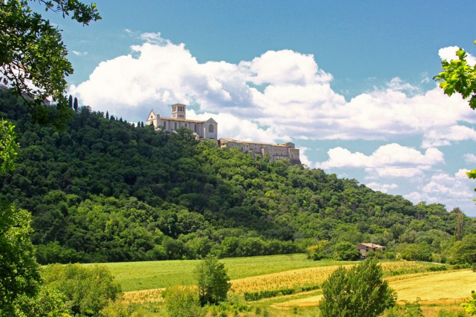 Il FAI omaggia il Panorama in Italia