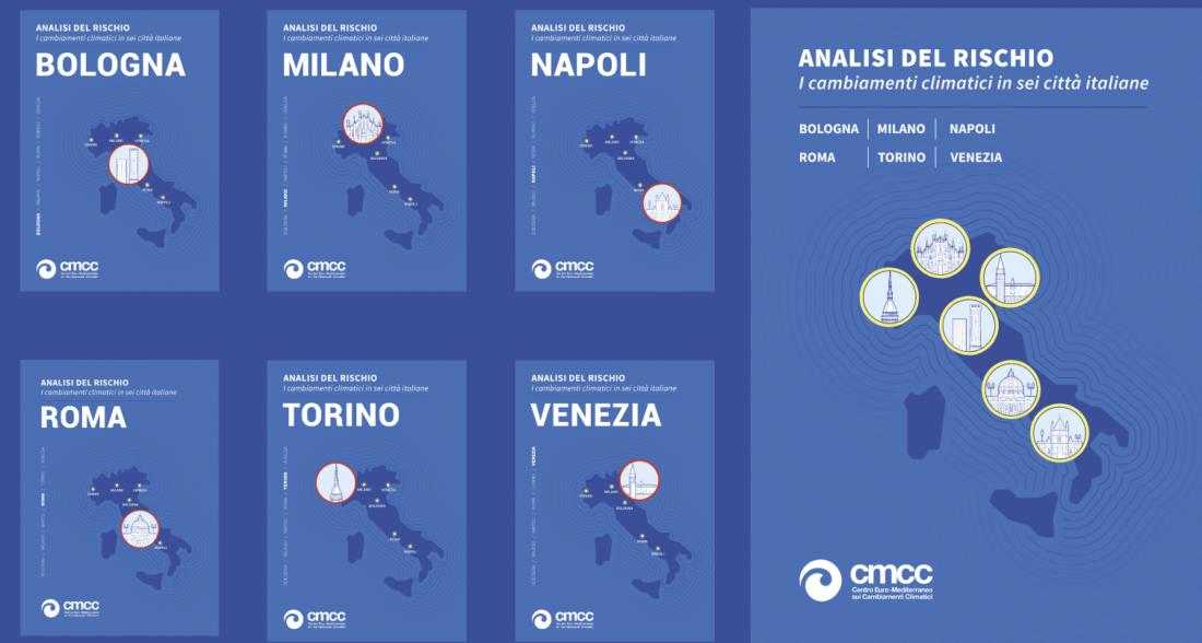 Il clima in Italia tra calore e alluvioni: sei città a rischio
