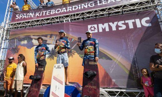 E' il veneziano Matteo Dorotini il campione del mondo di Freestyle Kiteboarding U21