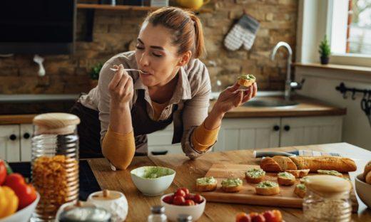 Italiani amanti del buon cibo? Certo. Ma virtuosi