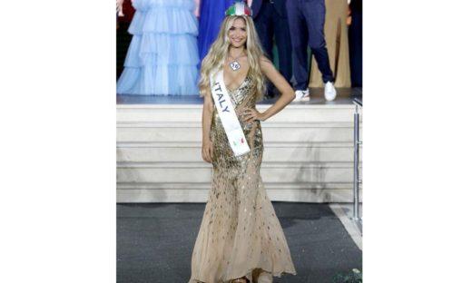 Miss Mondo 2021: l'Italia porta in finale la laziale Claudia Motta