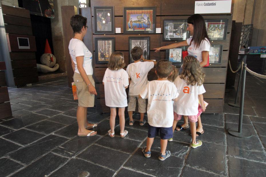 10 ottobre 2021: Giornata Nazionale delle Famiglie al Museo