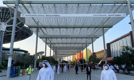 Venezia a Dubai, capitale di resilienza e sostenibilità