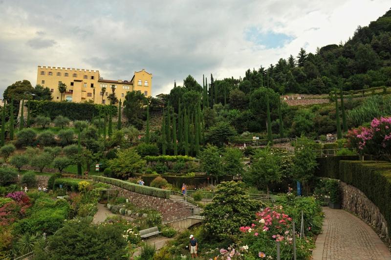 Ai Giardini Trauttmansdorff di Merano l'Ecological Gardening Award