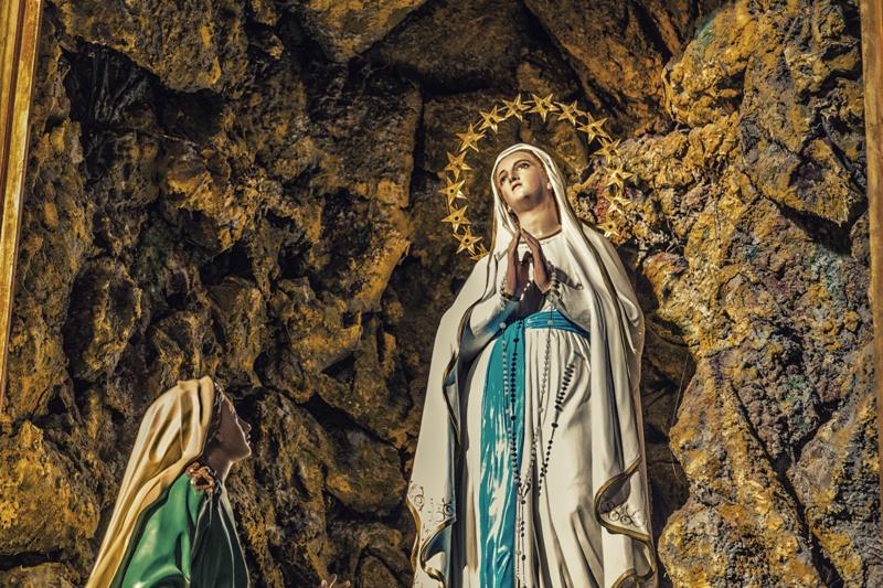 7 ottobre 2021: si festeggia la Madonna del Rosario