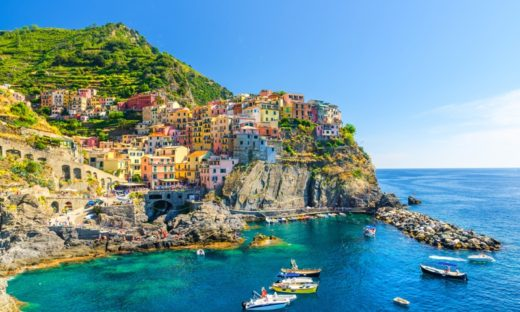 Sono italiani tre dei più bei 25 borghi del mondo