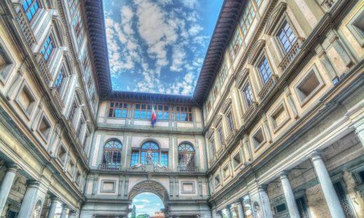 """Gli Uffizi di Firenze per l'inglese """"Timeout"""" miglior museo del mondo"""