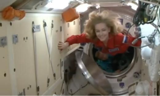 Il cinema in orbita: iniziano nella stazione spaziale le riprese di Challenge