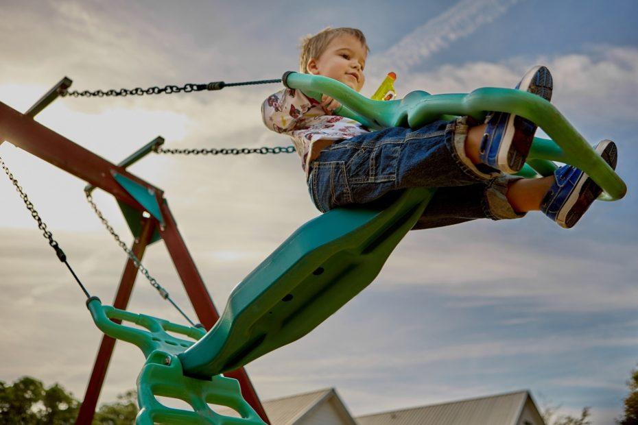 Parchi inclusivi per garantire a tutti i bambini il diritto al gioco
