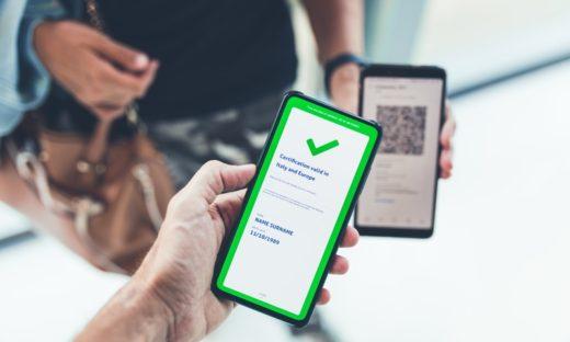 15 ottobre 2021: boom di green pass scaricati, novità in arrivo