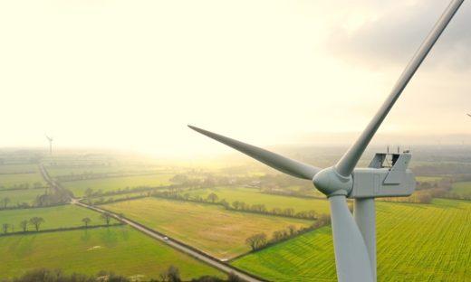 A Cerrone (Perugia), dal vento energia pulita e... collettiva